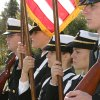 Massachusetts Maritime Academy Color Guard